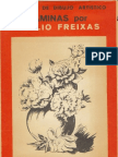Láminas Emilio Freixas - Serie 06 ( Flores y plantas)