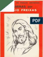 Láminas Emilio Freixas - Serie 22 (Figuras religiosas I)
