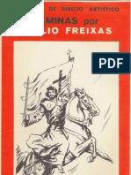 Láminas Emilio Freixas - Serie 23 (Figuras religiosas II)