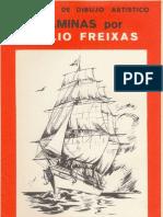 Láminas Emilio Freixas - Serie 25 (Embarcaciones I)