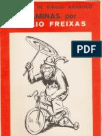 Láminas Emilio Freixas - Serie 35 (Escenas de circo)