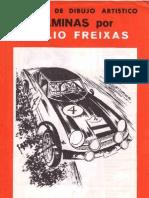 Láminas Emilio Freixas - Serie 40 (Automóviles deportivos)