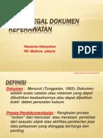 Aspek Legal Dalam Dokumentasi Keperawatan