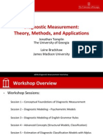 Diagnostic Measurement Theory, Methods, And Applications