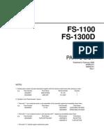 Kyocera FS-1100-1300D