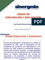 Presentación OSINERGMING Unidad de Exploración y Explotación