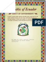 Aatcc 20 Ecuador