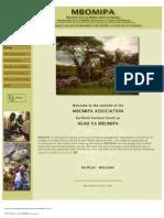 MBOMIPA Association website