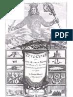 Hobbes, Leviathan (Poster)