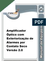 Manual Amplificadores Contato Seco V2