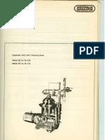 Manual Centrifuga Westfalia SB 14-36-076