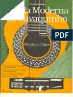 [Método-Cavaco] Henrique Cazes - Escola Moderna do Cavaquinho