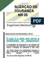 NR 26_SINALIZAÇÃO DE SEGURANÇA