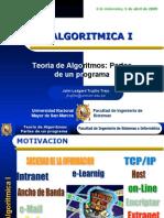 Algoritmica I 2009-I_sesion 1