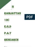 Research-E.G.D