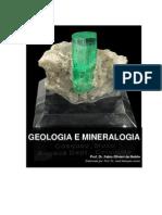Apostila de Geologia e Mineralogia