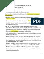 CURSUL NR. 5 Dr Tratatelor