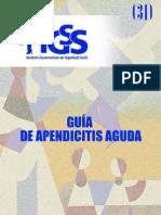Guía de Apendicitis Aguda