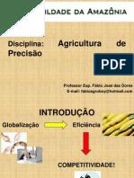 1. Aula - Agricultura de Precisão