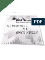 El liderazgo en la Misión Integral