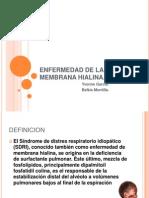 ENFERMEDAD DE LA MEMBRANA HIALINA.pptx