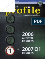 Profil Asigurari 2007