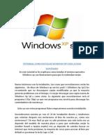 tutorialcomoinstalarwindowsxppasoapaso-111002230518-phpapp02