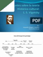 2_ Apuntes sobre la teoría Histórico cultural