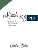 Miracle of Belief
