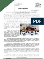 23/03/11 Germán Tenorio Vasconcelos CAPACITA SSO A PERSONAL MÉDICO DE CENTROS DE SALUD SOBRE ATENCIÓN DE PARTOS E_0
