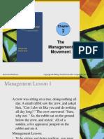 management evolution