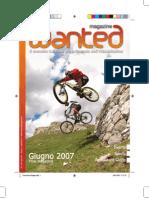 Wanted Magazine Giugno/June Italian travel information