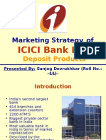 ICICI Bank Markeing Strategies