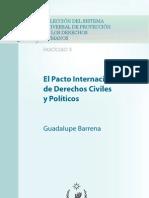 El Pacto Internacional de Derechos Civiles y Políticos (estudio introductorio)