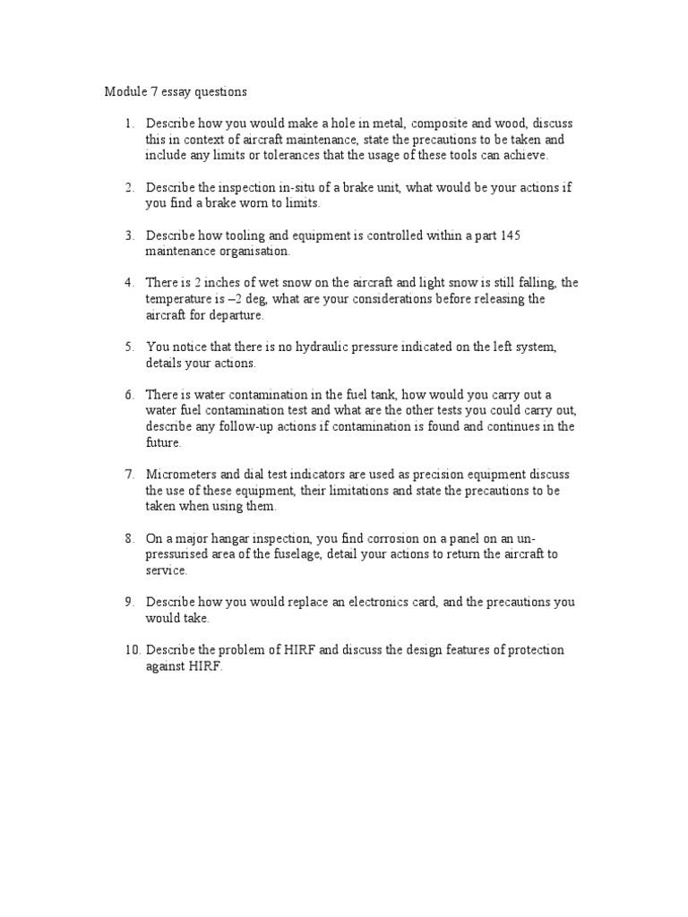 easa module 13 question bank pdf