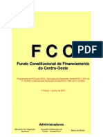 Programação do FCO para 2010