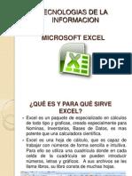 Presentacion Profesores Excel