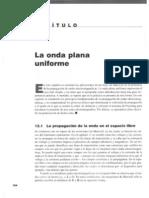 Capitulo 12 - La Onda Plana Uniforme