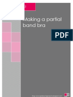 Partial Band Bra