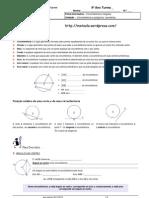Ficha Informativa Circunferencia e Angulos