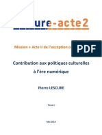 Rapport Lescure 498