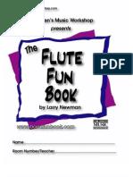 Flute Fun Book
