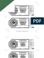 Lost Tomato Paste 2 6oz