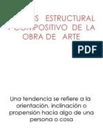 ANÁLISIS   ESTRUCTURAL  Y COMPOSITIVO  DE  LA  OBRA DE