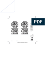 Lost Potato Crisps 6oz