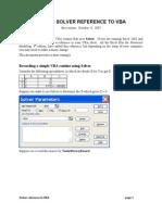 Adding Solver Reference to VBA