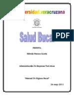 Manual de Higiene Bucal