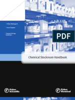 Chemical Stockroom Handbook