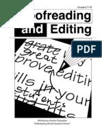 Reading Editting
