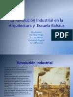 La Revolución Industrial en la Arquitectura y  Escuela
